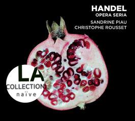 Georg Friedrich Händel: Opera Seria (Naïve)