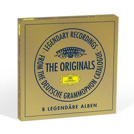 The Originals, Legendary Recordings from the Deutsche Grammophon Catalogue (8CD, Deutsche Grammophon)