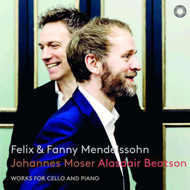 Felix Mendelssohn-Bartholdy, Fanny Hensel-Mendelssohn: Works for Cello and Piano (SACD, Pentatone)