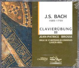Johann Sebastian Bach: Clavierübung III (2CD, Pierre Verany)