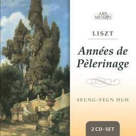 Franz Liszt: Années de Pèlerinage (2CD, Ars Musici)