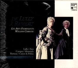 De Lully à Rameau: Lully, Campra, Rameau (3CD, Harmonia Mundi)