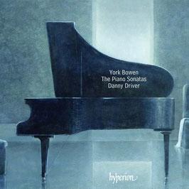 York Bowen: The Piano Sonatas (2CD, Hyperion)