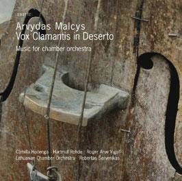 Arvydas Malcys: Voc Clamantis in Deserto, Music for chamber orchestra (Quartz)