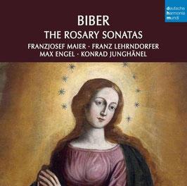 Heinrich Ignaz Franz Biber: The Rosary Sonatas (2CD, Deutsche Harmonia Mundi)