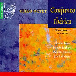 Conjuncto Ibérico: Claudio Prieto, Ramón Lazkano, Agustín Charles, José Luis Greco (Channel Classics)