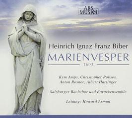 Heinrich Ignaz Franz Biber: Marienvesper 1693 (Ars Musici)