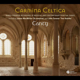Carmina Celtica, World Premiere Recordings of Medieval and Contemporary Spiritual Songs (Linn Records)