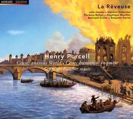 Henry Purcell: Cease, anxious World (Mirare)