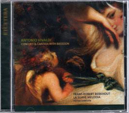 Antonio Vivaldi: Concerti & Cantata with Bassoon (Etcetera)