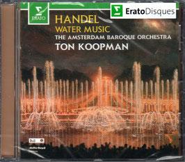 Georg Friedrich Händel: Water Music (Erato)