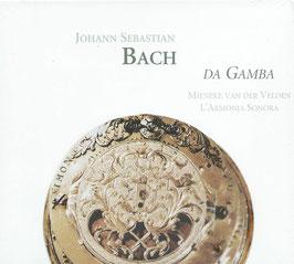 Johann Sebastian Bach: Da Gamba (Ramée)