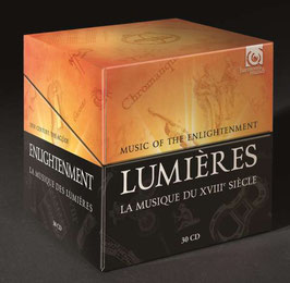 Lumières, Music of the Englightenment, Music of the 18th Century (30CD, Harmonia Mundi)