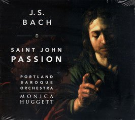 Johann Sebastian Bach: Saint John Passion (Johannes-Passion) (2CD, Avie)