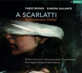 Alessandro Scarlatti: La Santissima Trinità (Virgin Veritas)