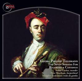 Georg Philipp Telemann: The Seven Sonatas for Recorder & Continuo (Musica Omnia)