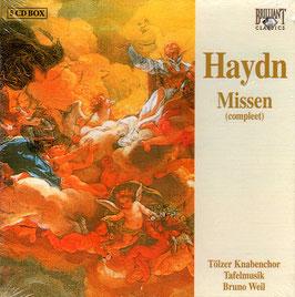 Franz Joseph Haydn: Missen (compleet) (5CD, Brilliant)