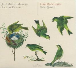Luigi Boccherini: Guitar Quintets (Glossa Cabinet)