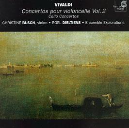 Antonio Vivaldi: Concertos pour violoncelle, vol. 2 (Harmonia Mundi)