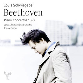 Ludwig van Beethoven: Piano Concertos 1 & 2 (Aparté)