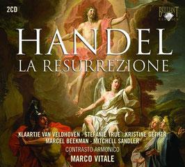 Georg Friedrich Händel: La Resurrezione (2CD, Brilliant)
