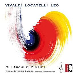 Antonio Vivaldi, Pietro Antonio Locatelli, Leonardo Leo: Concerti (Stradivarius)