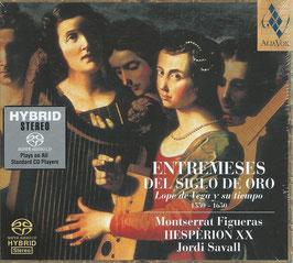 Entremeses del Siglo de Oro, Lope de Vega su tiempo 1550-1650 (SACD, Alia Vox)