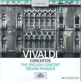 Antonio Vivaldi: Concertos (5CD, Archiv)