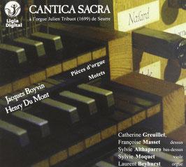 Jacques Boyvin: Pièces d'orgue, Henry Du Mont: Motets (Ligia Digital)