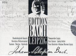 Johann Sebastian Bach: Edition Leipzig (10CD, Delta)
