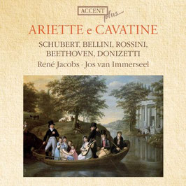 Ariette e Cavatine: Schubert, Bellini, Rossini, Beethoven, Donizetti (Accent)