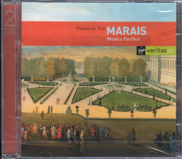 Marin Marais: Pièces en trio (2CD, Virgin Veritas)