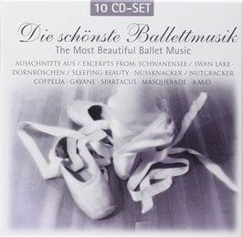 Die schönste Ballettmusik (10CD, Membran)