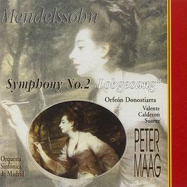 Felix Mendelssohn-Bartholdy: Symphony No. 2 'Lobgesang' (Arts)