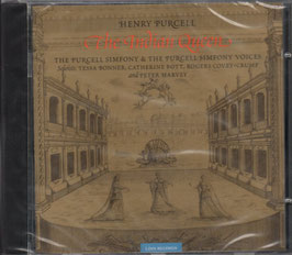 Henry Purcell: The Indian Queen (Linn Records)