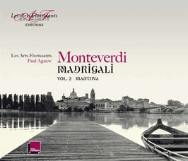 Claudio Monteverdi: Madrigali vol. 2, Mantova (Les Arts Florissants)