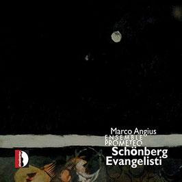 Arnold Schönberg: Pierrot Lunaire, Franco Evangelisti: Die Schachtel (Stradivarius)