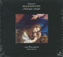 Domenico Mazzocchi: Madrigali e dialoghi (Pan Classics)