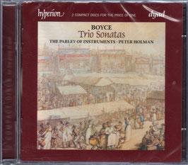 William Boyce: Trio Sonatas (2CD, Hyperion)