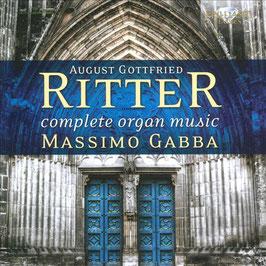 August Gottfried Ritter: Complete organ music (2CD, Brilliant)