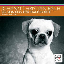 Johann Christian Bach: Six Sonatas for Pianoforte (Arte Nova)