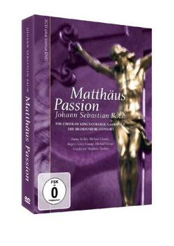 Johann Sebastian Bach: Matthäus-Passion (3CD, DVD, Columns)