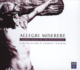 Gregorio Allegri: Miserere, Sacred Music of the Renaissance (ABC Classics)