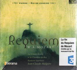 Wolfgang Amadeus Mozart: Requiem (K617)
