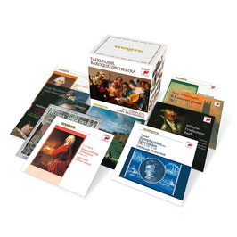 Tafelmusik Baroque Orchestra, The Complete Sony Vivarte Recordings (47CD)