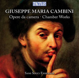 Giuseppe Maria Cambini: Opere da camera (Tactus)