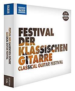 Festival der Klassischen Gitarre (5CD, Naxos)