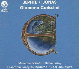 Giacomo Carissimi: Jephté, Jonas (Ligia Digital)