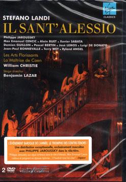 Stefano Landi: Il Sant' Alessio (2DVD, Virgin)
