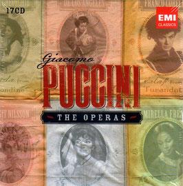 Giacomo Puccini: The Operas (17CD, EMI)